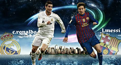 Differences Between Ronaldo And Messi  Best Footballers