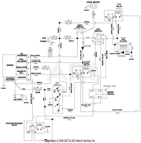 Wiring Diagram For A by Gravely 992219 050000 Pro Master 260h Rd Parts