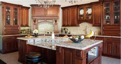 jk mahogany kitchen cabinets  east valley mesa gilbert
