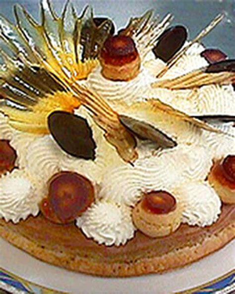 gateau saint honore  francois recipe martha stewart