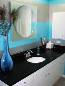 blue and gray bathroom ideas colorful bathrooms from hgtv fans bathroom ideas designs hgtv