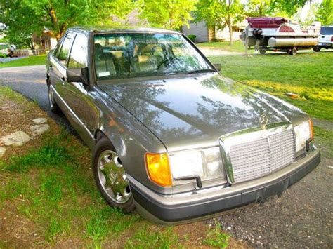 automobile air conditioning repair 1992 mercedes benz 400e interior lighting purchase used 1992 mercedes benz 400e base sedan 4 door 4 2l in topeka kansas united states