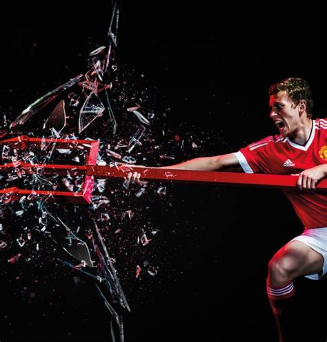 Manchester United new kit: Adidas officially reveal Red ...