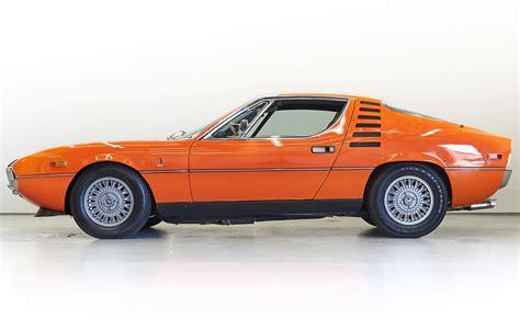 1972 Alfa Romeo Montreal - Hilltop Motorcars
