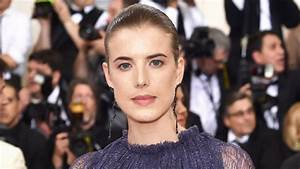 Model Agyness Deyn Wore a Pink Wedding Dress — See Photos ...
