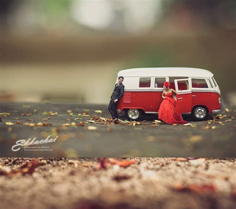 top casamentosessao de fotos miniaturas de casais