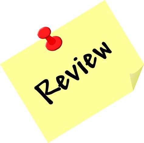 Review Clipart Clipart Review