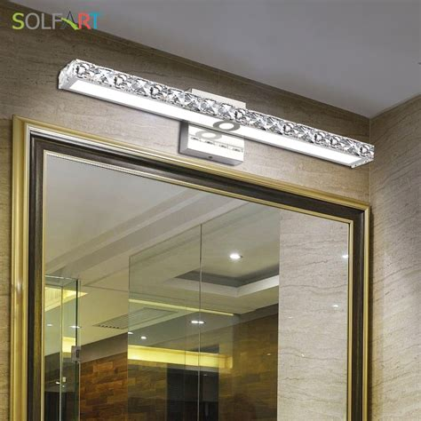 solfart l sconce bathroom wall lights led vanity lights makeup cabinet mirror front l