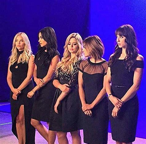 Pretty Little Liars season 6 behind the scenes theme song ...