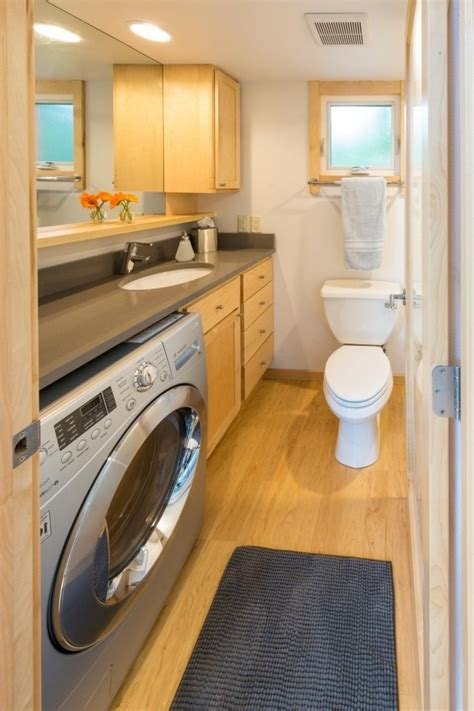 laundry in bathroom ideas laundry room in bathroom ideas 23 small bathroom laundry room combo interior and layout