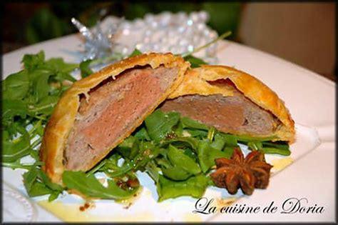 canapé au foie gras recette de feuilleté de canard au foie gras