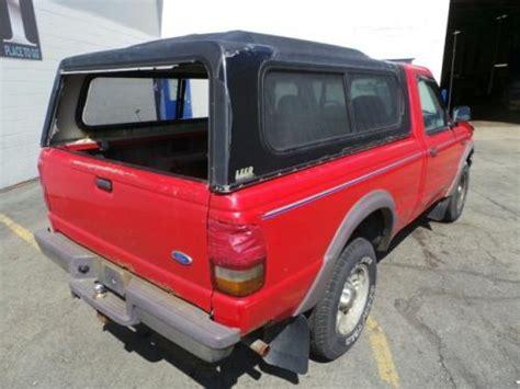 cheap pickup truck      ford ranger xlt