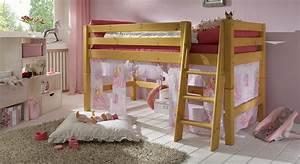 Hochbett Mit Zwei Betten : kinder hochbett prinzessin g nstig kaufen ~ Whattoseeinmadrid.com Haus und Dekorationen
