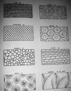 Simple Doodle Designs and Patterns