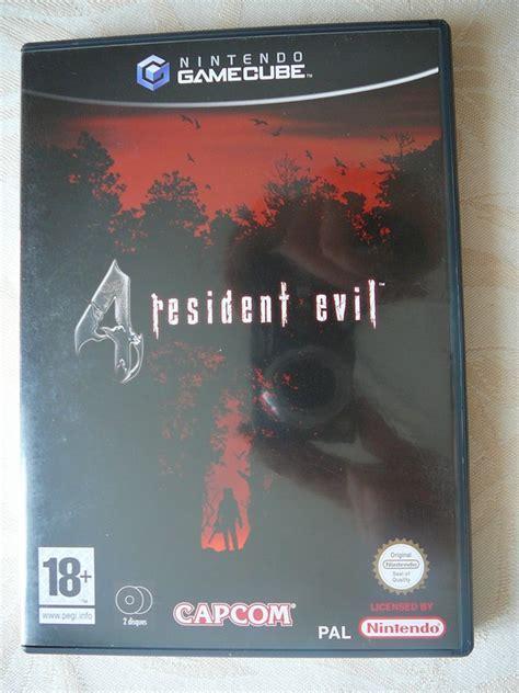 resident evil 4 gamecube nintendo museum