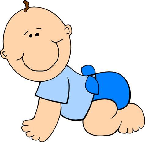 Baby Boy Clipart Baby Clip At Clker Vector Clip