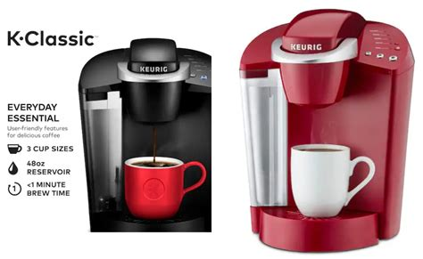 Derek rose is the coffee and tea expert for the spruce eats. Cardholders: Keurig K-Classic K55 Single-Serve K-Cup Pod ...