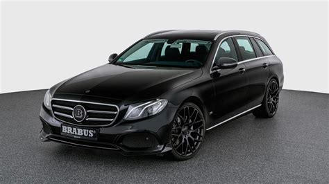 Brabus Is Back With A Mercedes-benz E-class Wagon Power