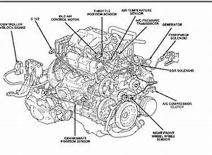 Engine Diagram 1996 Dodge Grand Caravan 3  Engine  Free