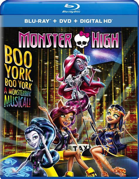 boo york monster