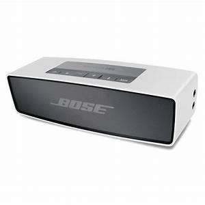 Enceinte Radio Bluetooth : bose soundlink mini dock enceinte bluetooth bose sur ~ Melissatoandfro.com Idées de Décoration