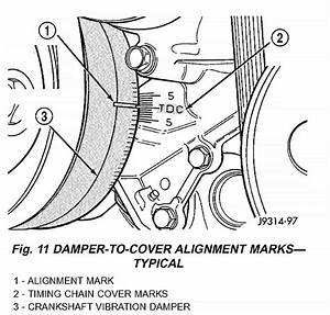 Schematics And Diagrams  How To Set Timing Marks On Dodge