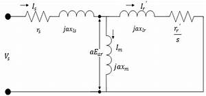Squirrel Cage Motor Diagram