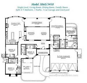 single story open floor plans pusch ridge vistas ii floor plan model 3060