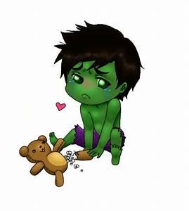 Aww Mini-Hulk by pantalaemon on DeviantArt