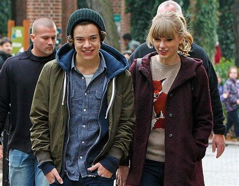 Harry Styles kissed another girl while dating Taylor Swift ...