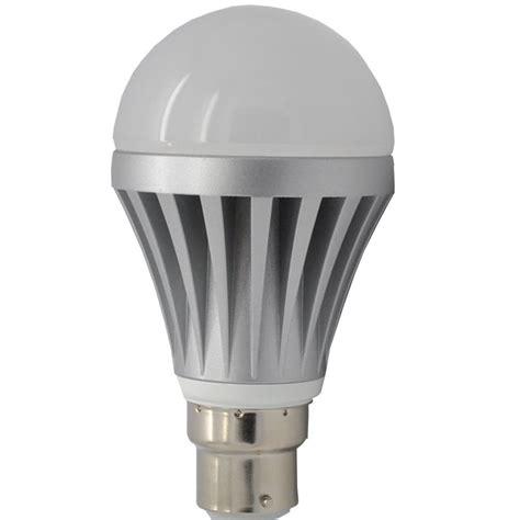 quality b22 7w samsung led chip bulb 600 lumens 60w