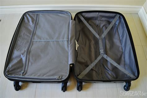 product review samsonite winfield 3 luggage