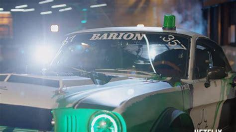 Hyperdrive Netflix by Netflix Releases Trailer For Hyperdrive Stunt Driving