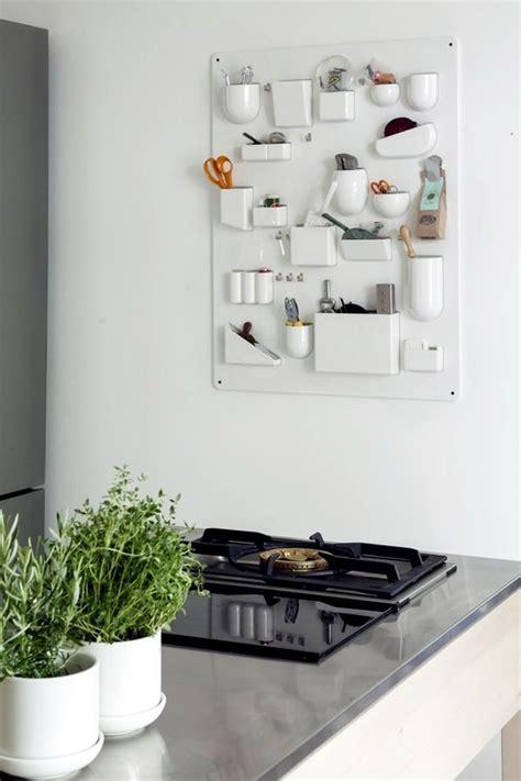 deco cuisine design cuisine blanche contemporaine en 75 jolies photos