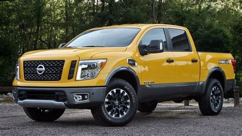 nissan titan pro  driven review top speed