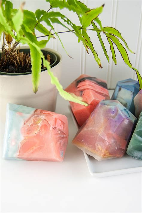 easy diy soap how to make diy soap rocks
