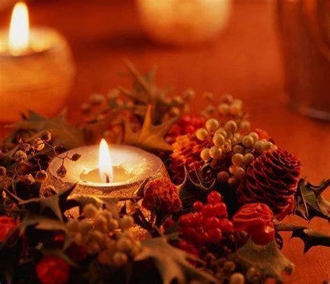 centrotavola candele centrotavola di natale fai da te foto tempo libero