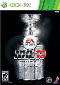 Nhl 13 Stanley Cup Collectors Edition Xbox 360 Game