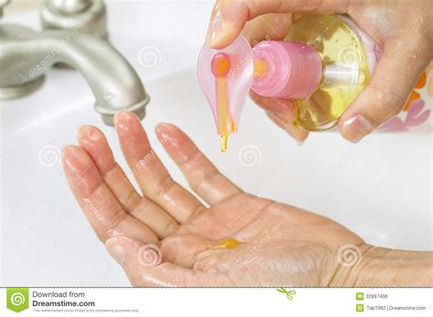 liquid soap for washing stock photo image of hygiene 32897406