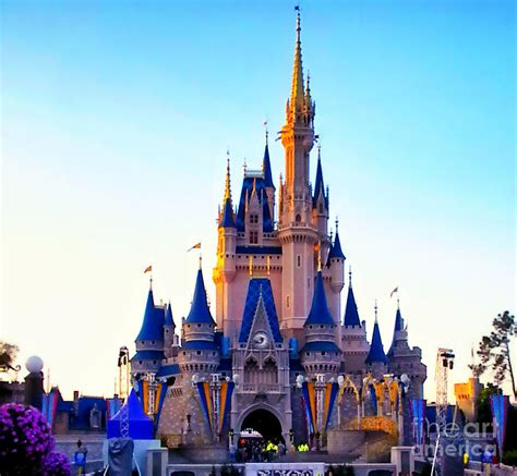 Disney World Castle Wallpaper by Walt Disney World Castle Desktop Backgrounds For Free Hd
