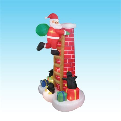 stand out with christmas outdoor inflatables christmas