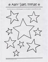 Space Star Printable Template Fun Colouring Coloring Pages Templates Printables sketch template