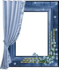 Frame Transparent Curtains