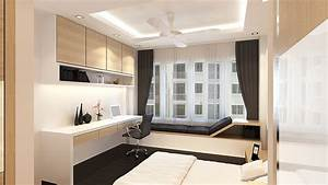 Measure curtains for hdb curtain pinterest modern for Interior design styles singapore