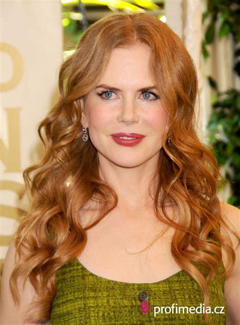 Celebrity Hairstyles Nicole Kidman   Popular Haircuts