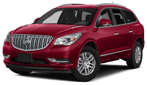 buick enclave   powerful feature rich suv