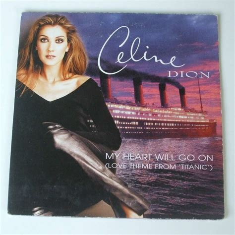 cã line dion my will go on my heart will go on love theme from titanic by c 233 line