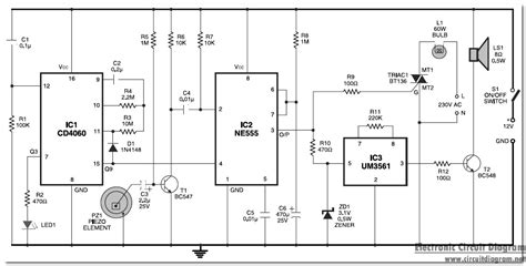 shutter guard circuit schematic