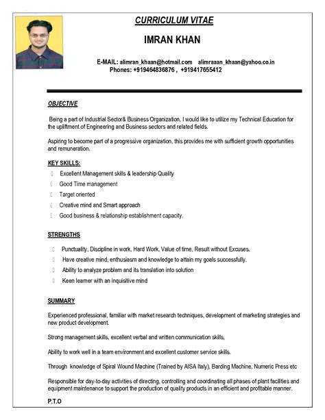 marriage resume for boy resume ideas