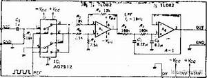 simplified synchronous detection circuit by using analog With differential analog switch circuit diagram